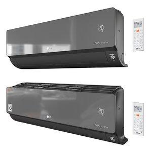 3D air conditioning lg ac09bq model