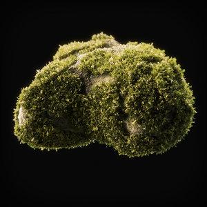 moss 10 3D model