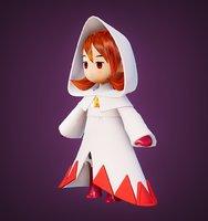 Chibi Character Refia