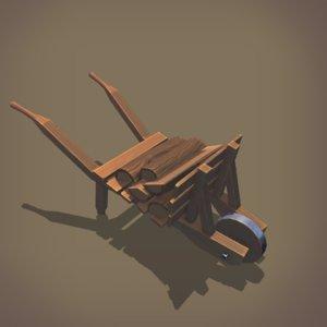 barrow 3D model