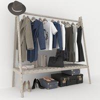 Clothing rack I