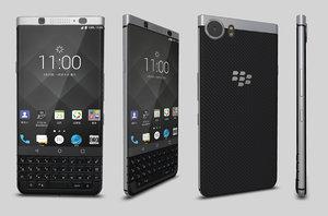 blackberry keyone phone 3D