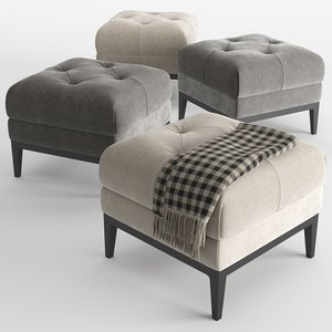 furniture seat sofa 3D