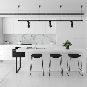 - interior lighting 3D