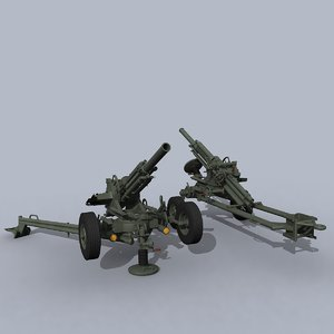 3D soviet 2b9m vasilek model
