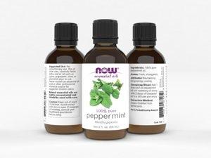 essential oils 3D