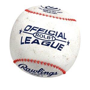 baseball rolb1 league 3D