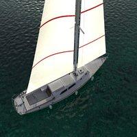 Sailboat Maya