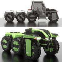 Modular Tractor