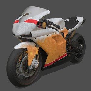 3D model ducati