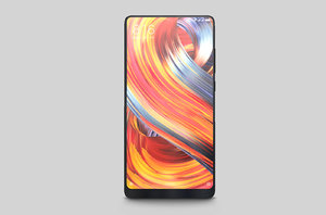 xiaomimix2 phone smart 3D model