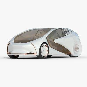 toyota tokyo 3D model