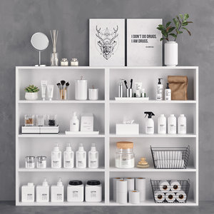 3D model home fragrances