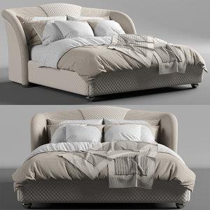 3D estetica vision fabiano bed