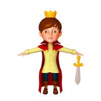 Prince Cartoon