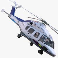Eurocopter  EC175 - Three Colors