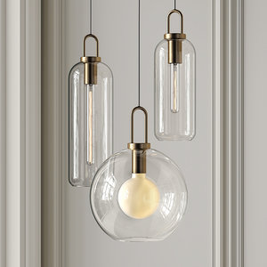 lampatron gauss lamps lights 3D model