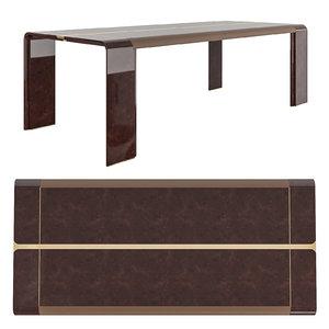turri madison table - model