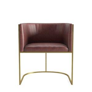 3D dining armchair