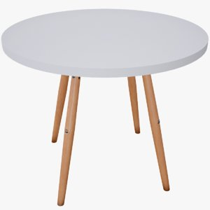 3D eames table