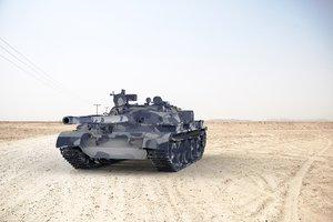 t-4602a tank model