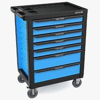 Automotech AS-220A2 Roller Workshop Cabinet