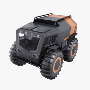 terrain vehicles model