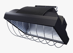 3D flood light v 1 model