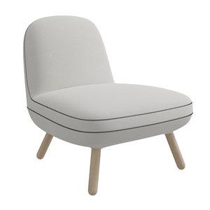 chair pbr model