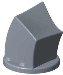 gelatinous cube 1 3D model