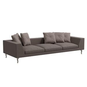 3D sofa pbr