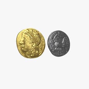 coin v1 3D model