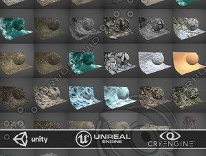 Advanced Landscape Materials