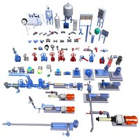 Collection of Machinery Parts