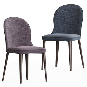 3D dantonehome hampton chair
