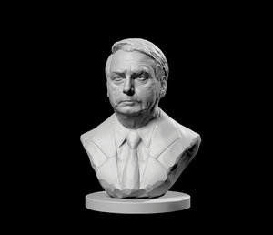 3D jair bolsonaro