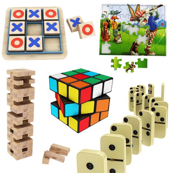 kids board games 5 3D model