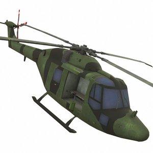 lynx 3D model