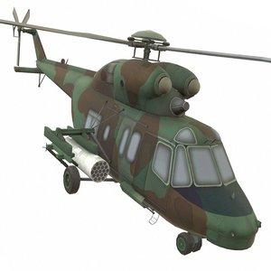 3D sokol model