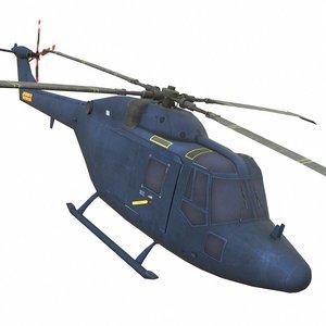 3D lynx model