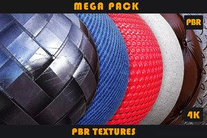 PBR Mega Pack textures