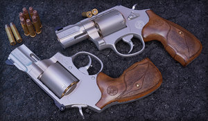 357 magnum 3D model