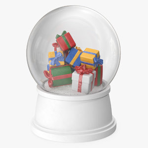 snow globe gifts model