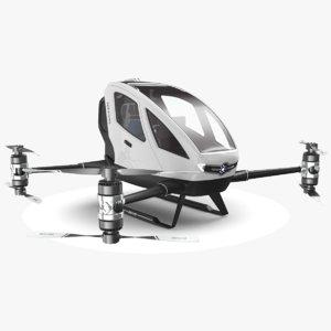 3D model quad ehang