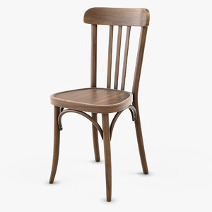 old bistrot chair model