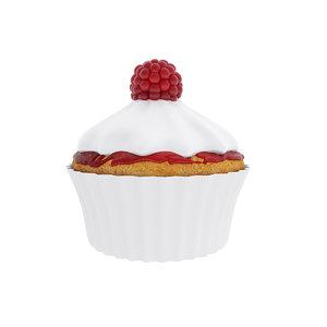 cake cupcake jam model