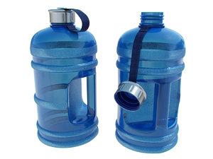3D gallon water bottle gym model
