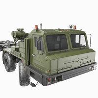 BAZ-69096 -10x10 Russian Military truck