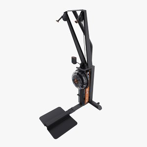 3D erg weight training machine