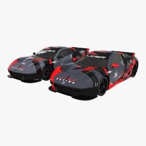 3D race ligier js2 r